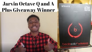 Q&A and Giveaway Video!
