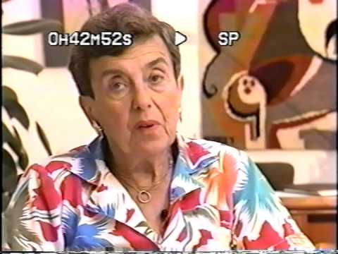 Dr. Paula Neyman Shoah Foundation Holocaust Interview Pt. 2 of 3