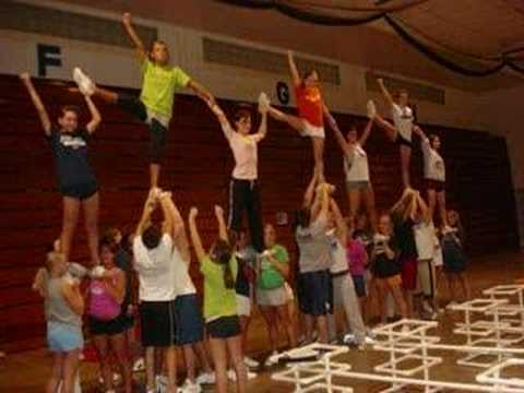 Cheer Stunt Pictures