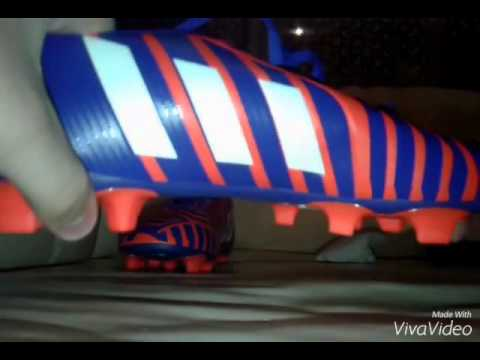 b4c5222d8caa Adidas Predator Instinct Solar Red Night Flash Unboxing - YouTube