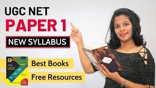 UGC NET Paper 1 (New Syllabus): Paper Pattern & Best Books