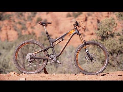 Scott Genius LT 700 Tuned: 2014 Bible of Bike - Mountain Bike Tests