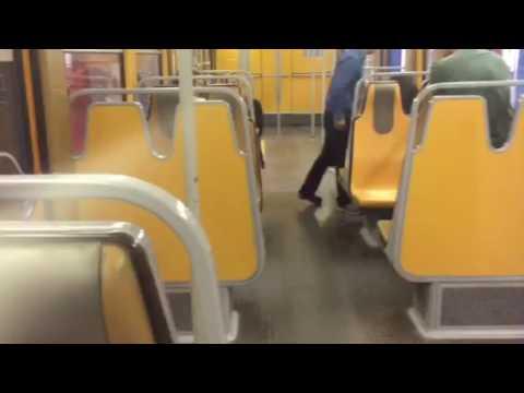 Brussel's metro 2017