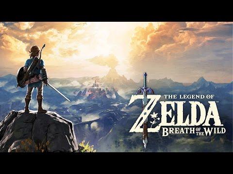 ZELDA BREATH OF THE WILD – Gameplay do Início, em Português, no Nintendo Switch!