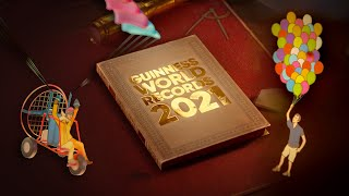 Discover Your World with Guinness World Records 2021