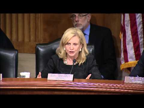 "Rep. Carolyn B. Maloney: Q&A at ""The Economic Outlook of the President"""