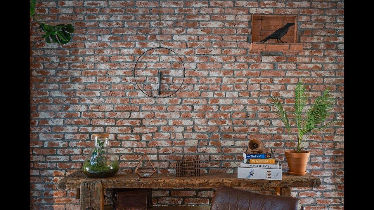 Voor Jouw Bakstenen Muur In Huis Wall Of Steen