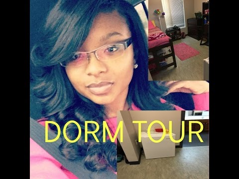 Albany State University Dorm Room Tour ; ASU