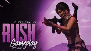RUSH GAMEPLAY | KAAT K FEK DENGE!! |【Bi】LoLzZzYT | PUBG MOBILE | PAYTM ON SCREEN!!!