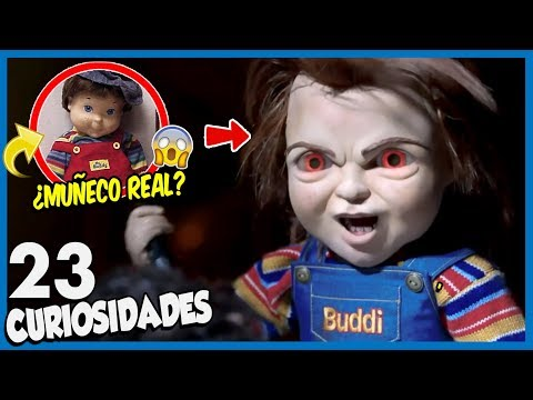 23 Curiosidades de El MUÑECO DIABÓLICO (CHILD'S PLAY)  & Explicación Final