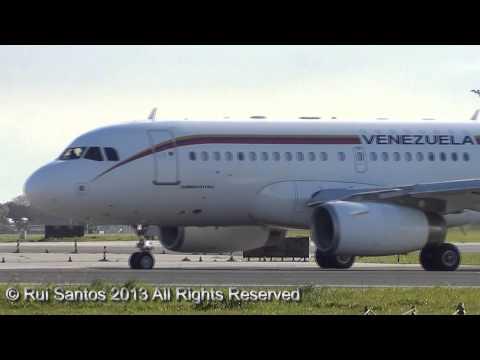 Venezuela - Air Force Airbus A319-133X CJ 0001 (cn 1468)