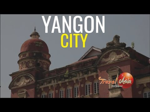 Myanmar - Yangon - A City Tour