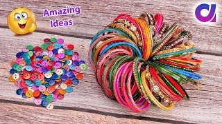 10 Easy room decor ideas from Best out of waste | Room Decor 2019 Artkala
