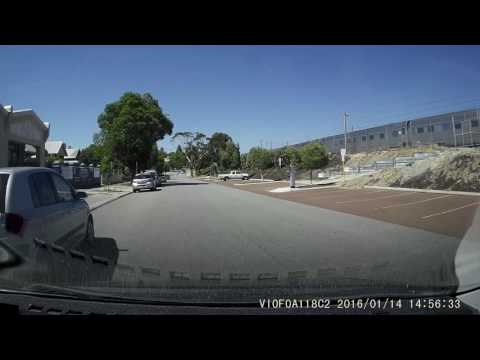 Viofo A118C2 Dashcam Sample (daytime Footage At 1080p, WDR/HDR Turned Off)