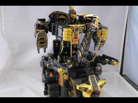 Legacy Titanus Limited Black Edition Review (Mighty Morphin Power Rangers)