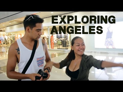 Exploring Angeles City - Foreigners travel Philippines