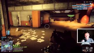 YOLO Squad Comms Engage!!! - BF4 Obliteration Teamwork Gameplay