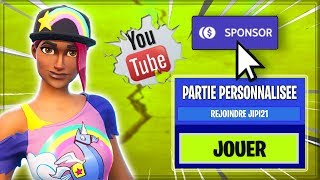 🔴 [FORTNITE Fr - PART PERSO] I PLAY WITH ALL MERCREDI !!! CODE CREA: JIPI21-YV