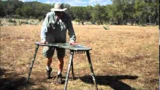 Exact Shot Shooting Table