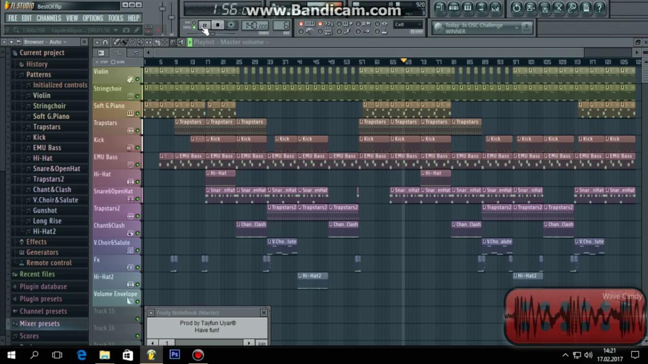 140 BPM Trap Beat -FLP Download-