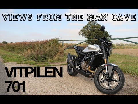 Husqvarna Vitpilen  Review - What&#;s it really like on the road?