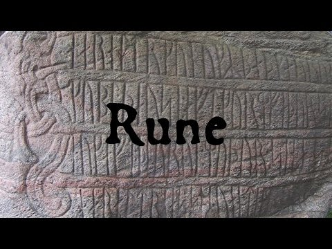 Guns, Thorns, & Smartphones: The Odd History of Runes Part 2