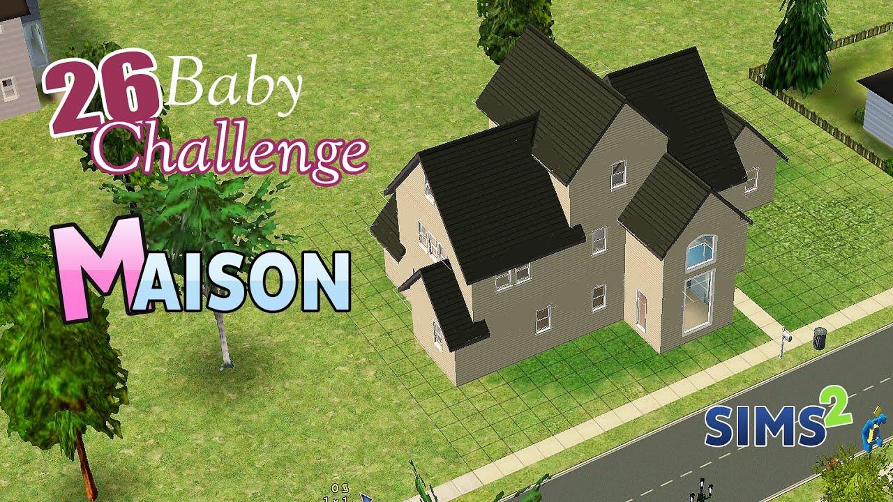 Let 39 s play sims 2 d co notre future maison youtube for Decoration maison sims 3