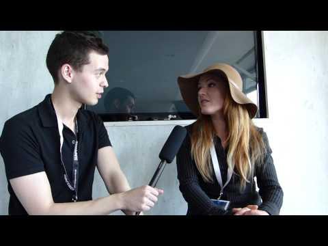 Interview: Valentina Monetta (San Marino) - London Eurovision Party 2014   wiwibloggs