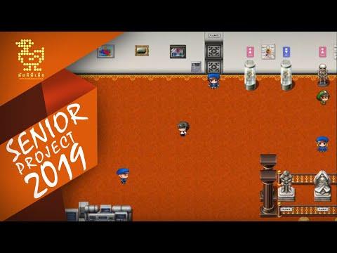 CMM KMUTT - เกม RPG สะท้อนปัญหาคอรัปชั่นและอาชญากรรมในสังคม