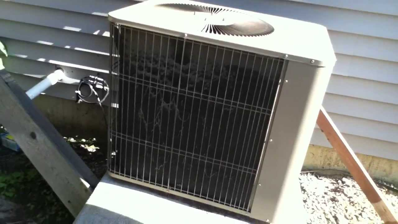 2004 armstrong air concept 1000 air conditioner running 2004 armstrong air concept 1000 air conditioner running