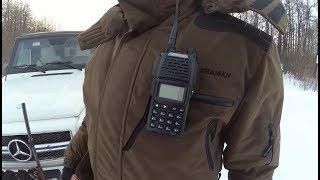 Охота зимой на кабана, тест обзор новой формы для охотника #Shaman  фирмы #HSN