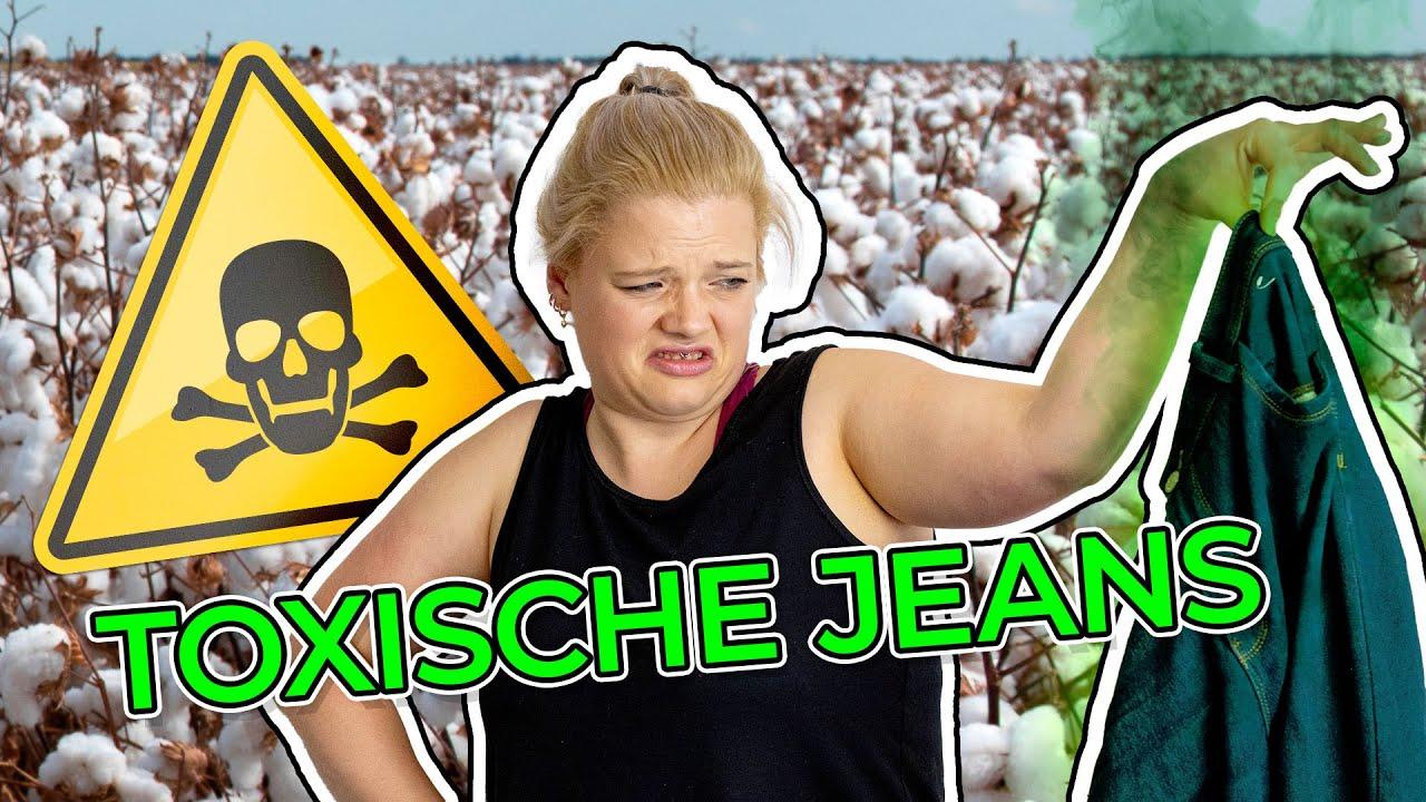 Wie toxisch ist Jeans?