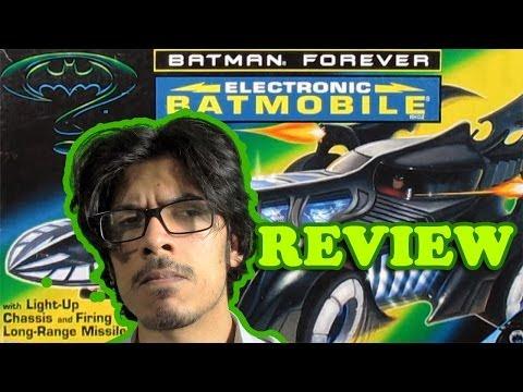 Batman Forever - Batimóvil (Kenner 1995)