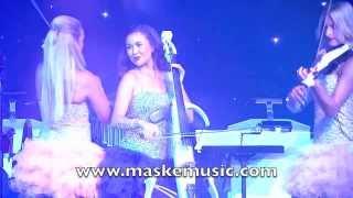 Maske LIVE - Australia