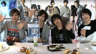テレビ朝日系全国放送の音楽番組「BREAK OUT」のプロデュースにて、11/1...