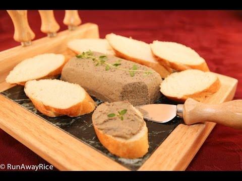 Chicken Liver Pate (Pate Gan Ga)