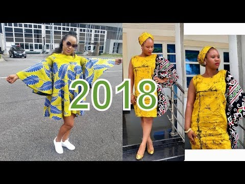 African New Fashion Style 2018 to Rock This Year