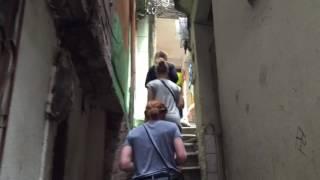 リオデジャネイロの貧民街ツアー