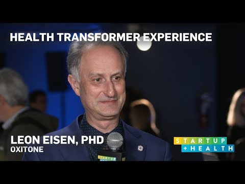 Joining the StartUp Health Family – Leon Eisen's Health Transformer Experience