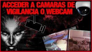 Como Acceder A Camaras De Vigilancia y Webcams De Todo El Mundo Con SHODAN