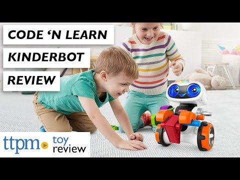 Code 'n Learn KinderBot From Fisher-Price