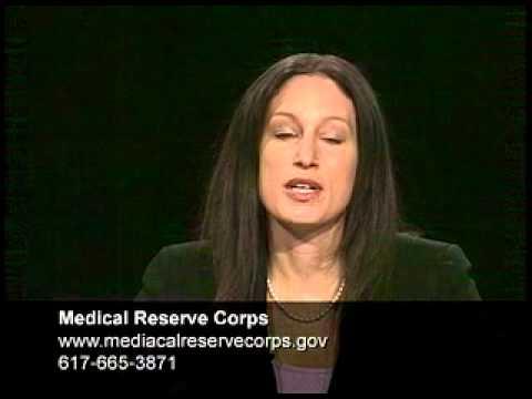 Region 4b Medical Reserve Corps PSA
