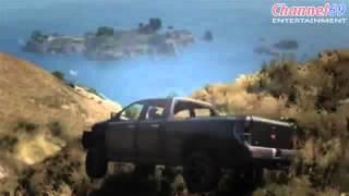 Bemutatjuk  Grand Theft Auto V   PChot video