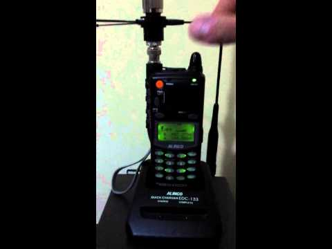 Testing the benefits of NAGOYA RE-02 Mobile Antenna Ground