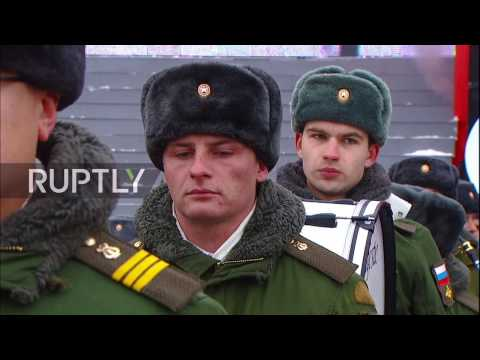 LIVE: Moscow celebrates 75th anniversary of legendary WWII parade