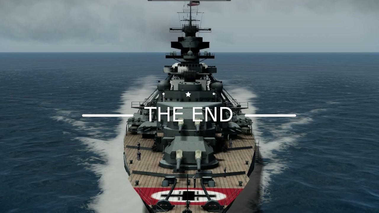 Bismarck War Thunder