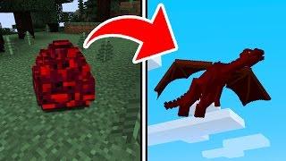 como spawnar o drago vermelho no minecraft pocket edition 1 0 oficial