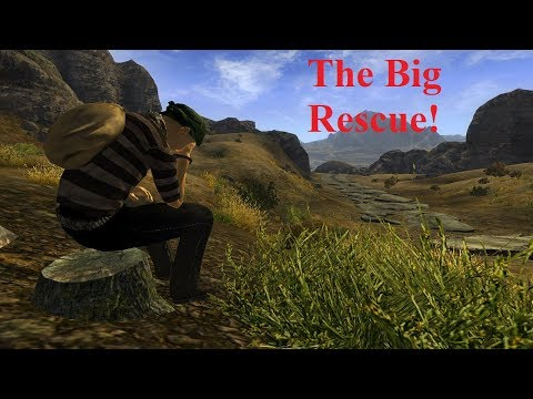 Fallout New Vegas: The Big Rescue: part one