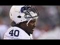 Jason Cabinda Career Highlights || Penn State LB || HD || #40 ||