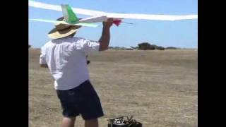 Milang Glider Launch